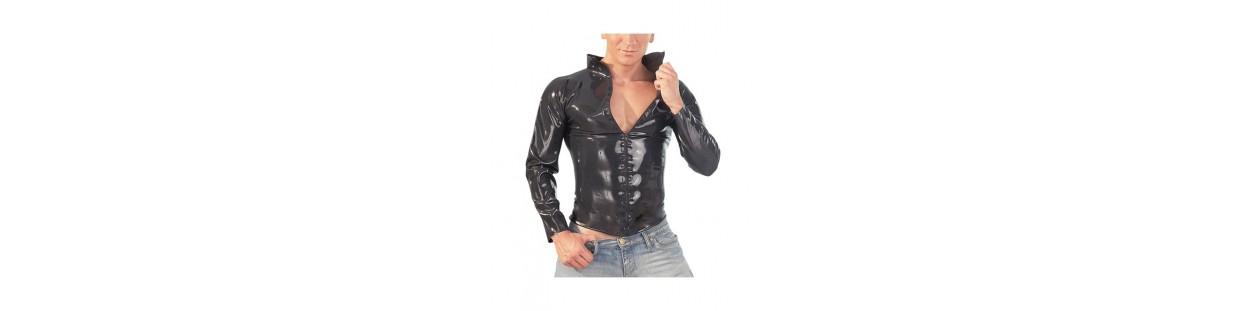 Vêtements Hommes Latex
